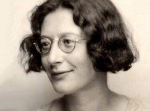 Simone Weil photo