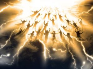 Popular Conception of the Rapture